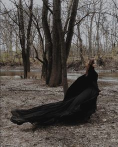 Or have you come by again to die again? Well try again another time - @klockonian in a Fall 2014 velvet cloak and gown