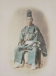 ... japan | clothing reference - JAPAN: EDO-MEIJI | Pinterest | Meiji