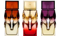 Architect Thomas Heatherwick Designs LOUBOUTIN Perfume Bottles :http://www.designscene.net/2016/11/sarah-jessica-parker-edit-magazine.html?utm_source=bloglovin.com