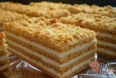 13 nejlepších receptů na medové zákusky, které se hodí na každou oslavu nebo svátek | NejRecept.cz