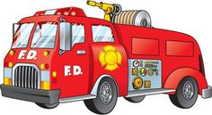 Great free clipart, png, silhouette, coloring pages and drawings that you can use everywhere. Clipart Boy, Cute Clipart, Personajes Paw Patrol, Shape Posters, Cartoon Clip, Train Truck, Transportation Theme, Fire Safety, Fire Engine