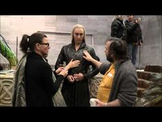 ▶ All Scenes with Thranduil from new DoS Behind the Scenes Footage - YouTube