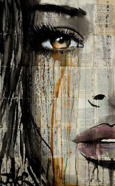 View LOUI JOVER's Artwork on Saatchi Art. Find art for sale at great prices from artists including Paintings, Photography, Sculpture, and Prints by Top Emerging Artists like LOUI JOVER. Jungle Art, Jungle Drawing, Newspaper Art, Newspaper Painting, Gcse Art, Arte Pop, Art And Illustration, Illustrations, Portrait Art