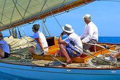 Eva - Voiles d'Antibes 2014