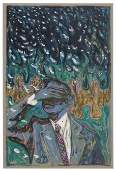 Billy Childish The Soft Ashes of Berlin Snowing on Hans Fallada's Nose (2010)