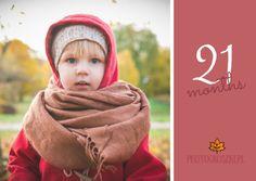 21 miesięczne dziecko