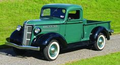 Different Strokes - 1937 GMC T-14