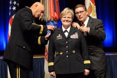 Army finance officer attains historic third star | Article | The United States Army