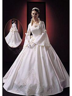 victorian dresses | Princess Vintage Victorian Wedding Dress - Devilnight.co.uk
