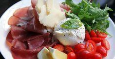 Des salades italiennes fraîches à Neuilly-sur-Seine