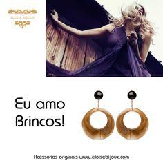 #brincos #moda #acessórios