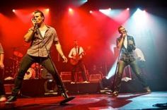 The Baseballs - Rockabilly Cool Bands, Rockabilly, Concert, Concerts, Rock Style