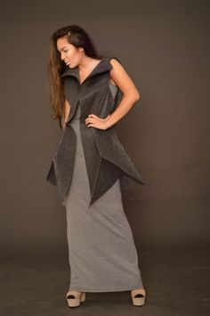My first project at fashion university!