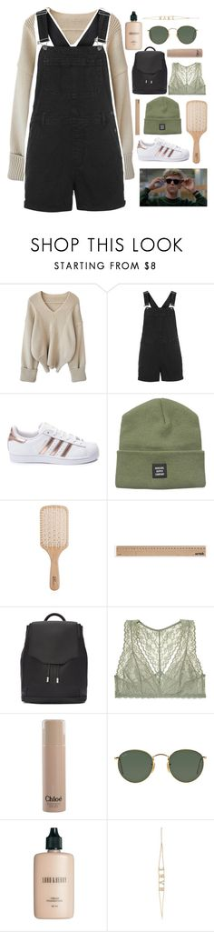"""""""LiKE TO JOiN MY TAGLiST (CLOSED)"""" by moon-sun-of-usa ❤ liked on Polyvore featuring Topshop, GET LOST, adidas, Herschel Supply Co., Philip Kingsley, Artek, rag & bone, Victoria's Secret, Chloé and Ray-Ban"""