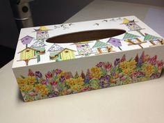 Julie's tissue box