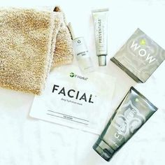 You don't need to go to the spa . Contact me on how to get all these facial products.