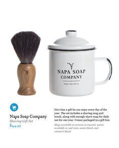 Shave Soap Set