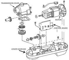 KitchenAid Food Mixer K4-B Maintenance and Repair Manual