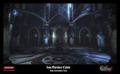 Castlevania Lords of Shadows 2 - , Ivan Martinez on ArtStation at https://www.artstation.com/artwork/Lalmv