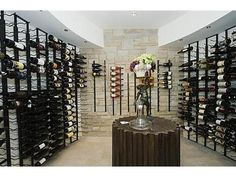 Denver home wine storage