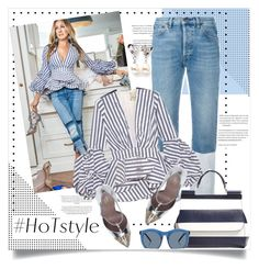 """""""Celebrity Style - Jessica Parker"""" by lidia-solymosi ❤ liked on Polyvore featuring Sarah Jessica Parker, Ports 1961, Johanna Ortiz, Dolce&Gabbana, Gucci, CelebrityLook, CelebrityStyle and popculture"""