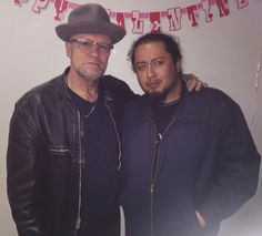 #Thisfunktional #Event: #MichaelRooker and I at #TheBelkoExperiment #ValentinesDay #Party. Got to watch a #Screening of this #Thriller #Horror #Movie. THE BELKO EXPERIMENT opens in #Theaters March 17. Photo taken by Jose Angel Torres ( @joseangel818 ) Thanks to my guest of the evening @ActressJessicaCameron. #ScreeningRoom #TheWalkingDead #MerleDixon #Movies #Theater #Cinema #Cinemas #Film #Films #BelkoIndustries #ValentinesParty http://ift.tt/1MRTm4L