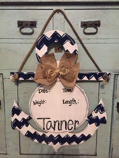 #anchor #doorhanger #babydoorcouture #anniepearldoorcouture