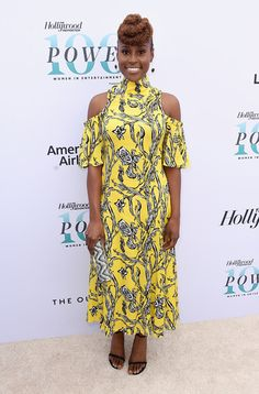 Issa Rae Photos Photos - Actress Issa Rae attends The Hollywood Reporter's Annual Women in Entertainment Breakfast in Los Angeles at Milk Studios on December 7, 2016 in Hollywood, California. - The Hollywood Reporter's Annual Women In Entertainment Breakfast In Los Angeles