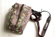 dslr Camera case for Men or Women Padded Travel bag