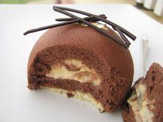I Dolci di Pinella: Dessert pere e cioccolato, come fosse inverno...