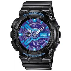 G-SHOCK The GA 110 Hypercolor Watch in Black,Watches for Unisex - http://www.specialdaysgift.com/g-shock-the-ga-110-hypercolor-watch-in-blackwatches-for-unisex/