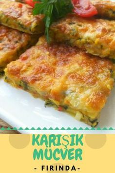 Parmak Yedirten Karışık Mücver (Fırında) – Nefis Yemek Tarifleri – Vejeteryan yemek tarifleri – Las recetas más prácticas y fáciles Easy Snacks, Easy Meals, Party Fotos, Turkish Recipes, Ethnic Recipes, Turkish Kitchen, Good Food, Yummy Food, Pasta