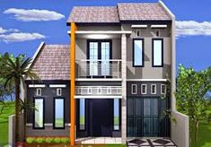 Best Two Storey House Plans Idea Two Storey House Plans, Home Fashion, House Design, How To Plan, Mansions, House Styles, Interior, Outdoor Decor, Room