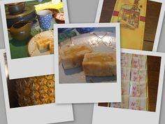 Pineapple Cake Recipe (Stream in the Hip Desert 新荒漠甘泉; Hip Food)