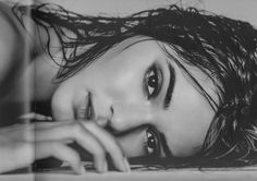 KENDALL JENNER – Russell James Angels Photoshoot