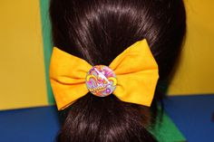 A personal favorite from my Etsy shop https://www.etsy.com/listing/251468289/amazonian-woman-bow
