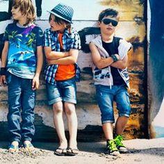 Molo Kids Molo Zapp Black Star Sneakers | MonkeyMcCoy