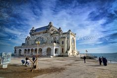 cazino ultrawide - constanta romania, casino ultrawide, Casino ultrawide, ultra large de casino Romania, Louvre, Mansions, House Styles, Building, Winter, Summer, Travel, Mansion Houses