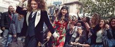 Dolce & Gabbana presenta la Collezione Donna  Autunno Inverno 2016 2017, scoprila sul sito Dolcegabbana.it.
