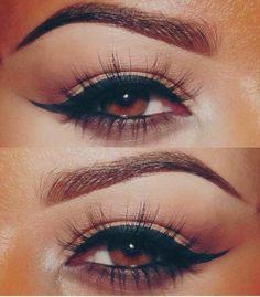 bronze cat eye