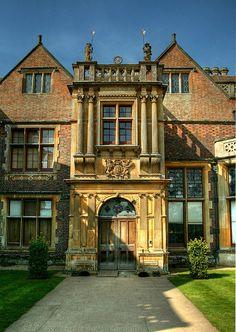 Charlecote Manor,Warwickshire