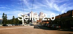 Sella Ronda | markymark666 - RaceRender videos of trips by BMW M135i with data overlay