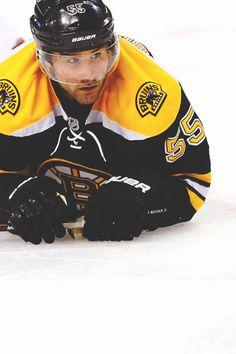 Johnny Boychuk, Boston Bruins
