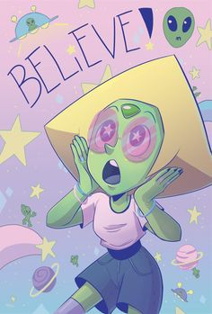 """""""My piece for the & 1 & Steven Universe & Know Your Meme The post """"My piece for the appeared first on Lori Fairman. Steven Universe Wallpaper, Steven Universe Drawing, Steven Universe Memes, Universe Art, Steven Universe Peridot, Steven Universe Poster, Steven Universe Anime, Wallpapers Wallpapers, Fanart"""