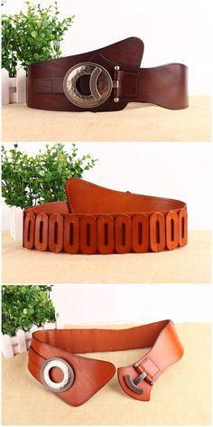cb50a3f58 Dress Belts, Waist Belts, Navy Style, Cow Leather, Leather Belts, Belted  Dress, Leather Dresses, Anchor, Belt