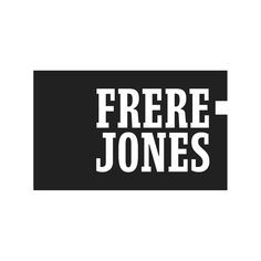 Frere-Jones Type is a type design practice in New York City.