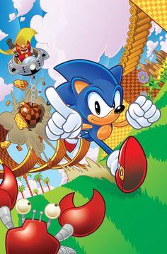 Sonic Legacy Vol 1 by BenBates.deviantart.com on @DeviantArt