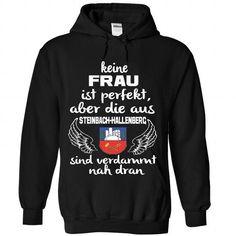Steinbach-Hallenberg - #slogan tee #sweatshirt makeover. OBTAIN => https://www.sunfrog.com//Steinbach-Hallenberg-8571-Black-Hoodie.html?68278