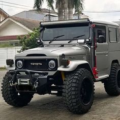 Land Cruiser Of The Day! – Enter the world of Toyota Land Cruisers Toyota Tercel, Toyota 2000gt, Toyota 4runner Trd, Toyota Corolla, Toyota Tacoma, Autos Toyota, Toyota Supra Mk4, Toyota Trucks, Toyota Tundra