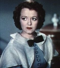 Janet Gaynor from A Star is Born (1937)